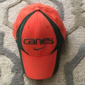 562367cb2b1 Nike Canes Cap o s Flex Fit